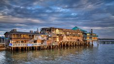 cedar key...florida Joe and I have been coming here since 1995  For my friends this is what is one 1side of street