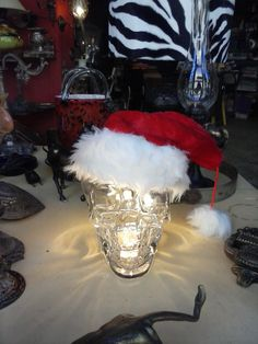 Walking dead Santa Lightning by Alexis Pospotikis Walking Dead, Lightning, Lamps, Santa, Bronze, Lights, Handmade, Jewelry, Design