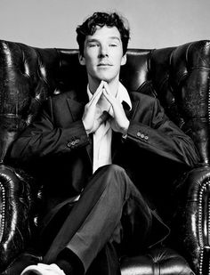 benedict cumberbatch- one of those celeb crushes I can't explain...it just is