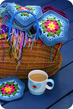 Coco Rose Diaries: Crochet  great blog with pics & links to patterns