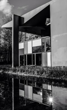 Photo Le Corbusier's Pavilion by Leopold Bloom on 500px