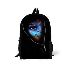 Cool Students Skull School Bags Cartoon Bone K Backpack Children School Bags  for Boys Girls 16 Inch Kids Schoolbag Bolsos 2bc144ab4b