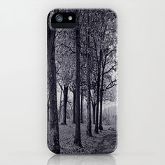 Sitting Alone iPhone Case by Richard Shawn Faust - $35.00