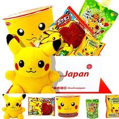 Nueva Caja recién salida! Se el primero en tenerla! POKEMON! www.boxfromjapan.com  Todos los datos en la web.  #boxfromjapan #bfjpokemon #pokemon #pikachu
