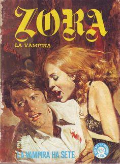 Zora La Vampira #IV/145 - La Vampira ha Sete