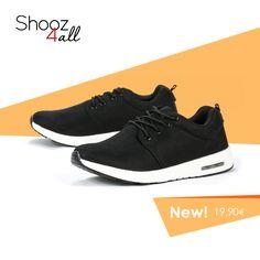 Νέα Αθλητικά παπούτσια σε μαύρο χρώμα! http://www.shooz4all.com/el/andrika-papoutsia/athlitika-papoutsia-se-mavro-xroma-gf-38-detail #shooz4all #new #athlitika