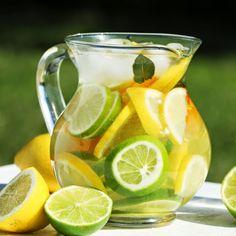sihat dan cantik pilihan saya: Detoks tubuh dengan 'Infused Water'
