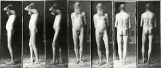 Possibly Walt Whitman naked by Thomas Eakins. (Source: http://whitmanarchive.org/multimedia/image115.html?sort=year&order=ascending&page=9)