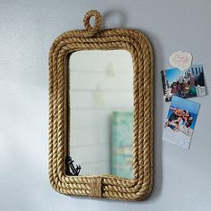 Know Your Ropes Wall Mirror