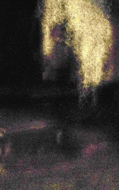 APPARITON! I caught this full body apparition while on a ghost walk in Charleston, SC IN 2010. This is what really pushed me to start my own paranormal team.