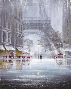Paris In The Rain ... sigh ...