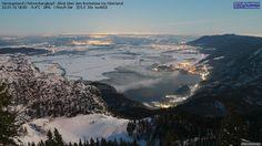 Webcam Kochelsee Herzogstand - Bayern - Germany Innsbruck, Bavaria, Outdoor, Bayern, Hang Gliding, Ski, Alps, Weather, Simple