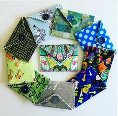 Tutorial: Cheryl Lynch 15-Minute Gift Card Holder - TheQuiltShow.com