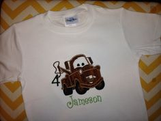Mater Birthday Shirt for Kids  Inspired by by LaBarrieLittles, $28.00