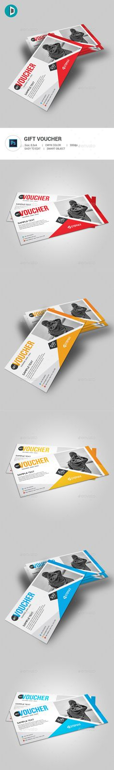 #Gift Voucher - Loyalty Cards Cards & Invites Download here: https://graphicriver.net/item/gift-voucher/19191511?ref=alena994