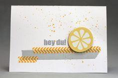 Das Kartenchaos: Gelbe Phase