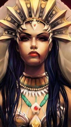 Vampire Love, Female Vampire, Vampire Queen, Vampire Girls, Vampire Art, Fantasy Art Women, Dark Fantasy Art, Fantasy Girl, Fantasy Artwork
