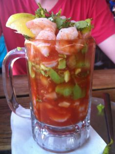 best shrimp cocktail EVER. _ I need to go to Dallas just to try this!!!!!!!