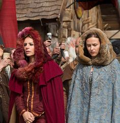 Vikings, The History Channel. Costume Designer Joan Bergin.