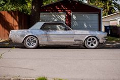Photo by Zach Isaacson 1967 Mustang, Ford Mustang Shelby Cobra, Ford Mustang Coupe, Car Ford, Mustang Restoration, Vintage Mustang, Classic Mustang, American Classic Cars, Muscle Cars
