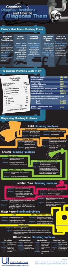 Common Plumbing Problems And How To Diagnose