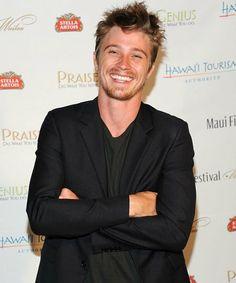 Garrett Hedlund! Love that smile!!!!