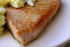 Receta fácil y rápida para preparar un atún en vinagreta delicioso con pocas calorías, que te ayude a bajar de peso llevando una dieta sana.