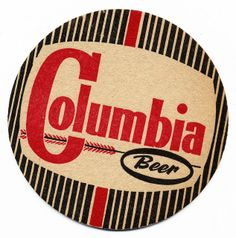 Columbia Beer by Bart, via Flickr