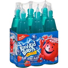 Remember These Childhood Drinks? Fini Tubes, Comida Disney, Top Drinks, Sleepover Food, Junk Food Snacks, Candy Brands, Sour Candy, Kool Aid, Aesthetic Food