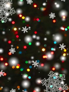 Christmas Lights Wallpaper Drawing in 2020 Christmas Lights Wallpaper, Christmas Lights Background, Christmas Phone Wallpaper, Apple Watch Wallpaper, Holiday Wallpaper, Snowflake Wallpaper, Iphone Wallpaper Lights, Cute Wallpaper Backgrounds, Cellphone Wallpaper