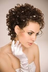 rizos boda prpura cabello rizado de pelo corto novias belleza cortes de pelo rizado de la boda cortes de pelo corto y rizado peinados para novias