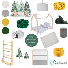 Planujesz urządzić pokój dziecka z leśnymi motywami? Sprawdź nasze propozycje! Shoe Rack, Home Decor, Shoe Cupboard, Interior Design, Home Interior Design, Home Decoration, Decoration Home, Interior Decorating