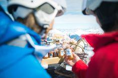Wir konnten einfach nicht anders und haben beim Bauernmarktstandl richtig zugegriffen 🤤 🤤 Skiing, Blog, Gift Wrapping, Gifts, Farmers Market, Ski Trips, Handy Tips, Simple, Ski