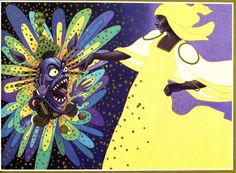 The Art of Leo and Diane Dillon: Virginia Hamilton: The Girl Who Spun Gold