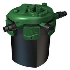 Pond 1500 UV Beaded Pressure Fountain Filter - 1438-0109