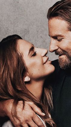 Lady Gaga and Bradley Cooper in 2018 film A Star Is Born Bradley Cooper, Couples Cool, Lady Gaga Pictures, The Best Films, A Star Is Born, Jack Nicholson, Film Serie, Love Movie, Actors & Actresses