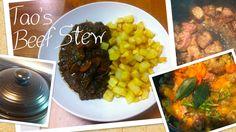 beef stew(Estofado de ternera)