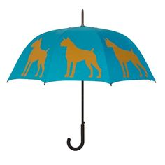 The San Francisco Umbrella Company Boxer Walking Stick Umbrella