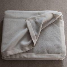 Merino blanket  merino wool blanket  double face  The Biggest Blanket Company