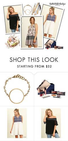 """""""KnittedBelleBoutique IX-3"""" by red-rose-girl ❤ liked on Polyvore featuring Lipsy, Dolce&Gabbana, Umgee and knittedbelle"""