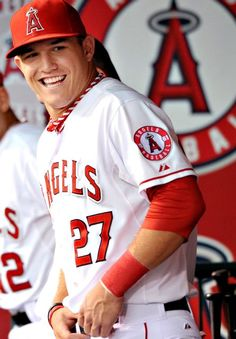 Congratulations to Mike Trout on 2012 ROY!