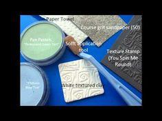 Helen Breil Pan Pastel on #Polymer #Clay #Tutorials