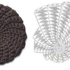 DE  MIS  MANOS  TEJIDOS  Y  MAS...: Linda boina a crochet