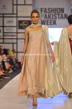 Bunto Kazmi Collection at Fashion Pakistan Week (FPW) 2012 Ethnic Fashion, Asian Fashion, Punk Fashion, Lolita Fashion, Pakistani Outfits, Indian Outfits, Classy Outfits, Pretty Outfits, Emo Outfits