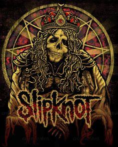 Slipknot Poster by Aljon Inertia on CreativeAllies.com