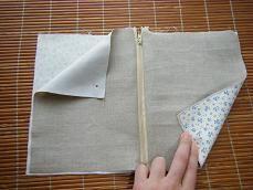 キャラメルポーチ作り方4