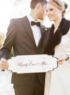 inspiration | and they lived happily ever after | via: style serendipity