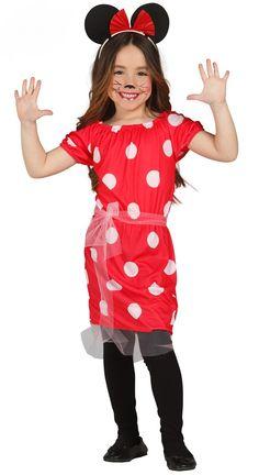 Minnie Mouse kostuum #Minnie #Minniemouse
