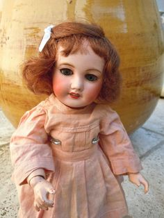 wonderful unis france bisque doll 301 size 2 bleuette