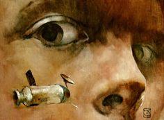 The Golden Age: Jeff Jones ~ ~ art for the science fiction digesta Craig Mullins, J Jones, Comic Frame, Fantasy Pictures, Science Fiction Art, Sci Fi Art, Horror Art, Art Google, Comic Art